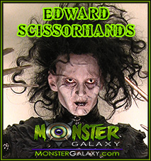 Edward Scissorhands Model Kit For Sale