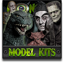 Monster Model Kits